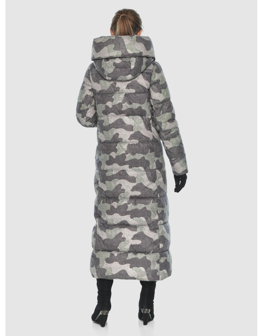 Оригинальная куртка с рисунком подростковая Ajento зимняя 22356  фото 4