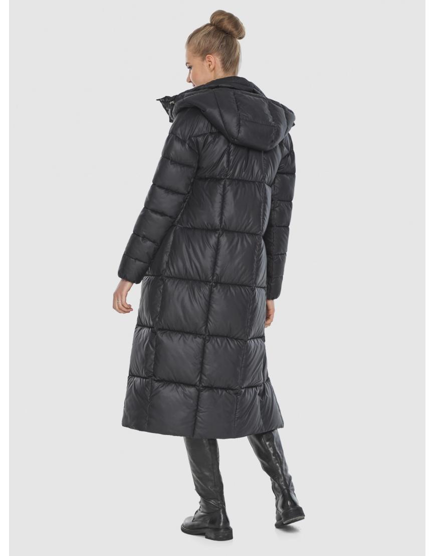 Удобная куртка чёрная зимняя Tiger Force для подростков TF-50247 фото 4