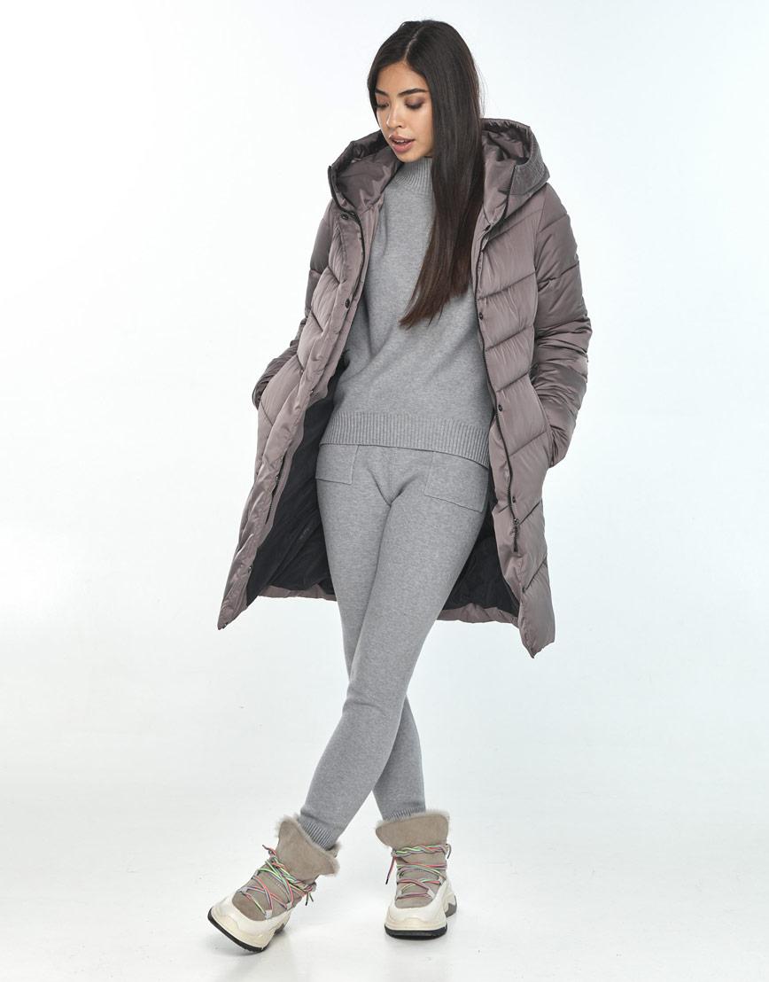 Куртка женская Moc цвет пудра M6540 фото 2