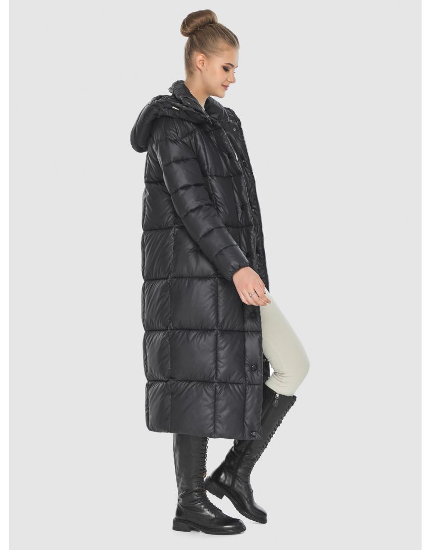 Удобная куртка чёрная зимняя Tiger Force для подростков TF-50247 фото 6