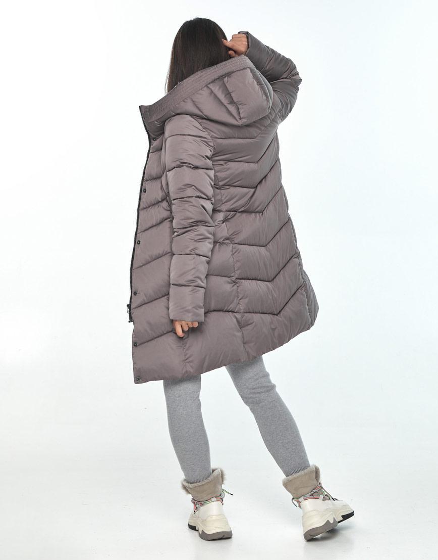Куртка женская Moc цвет пудра M6540 фото 3