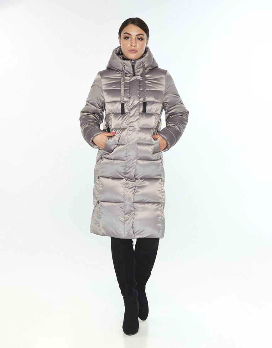 Куртка большого размера женская кварцевая Wild Club 541-94 фото 1