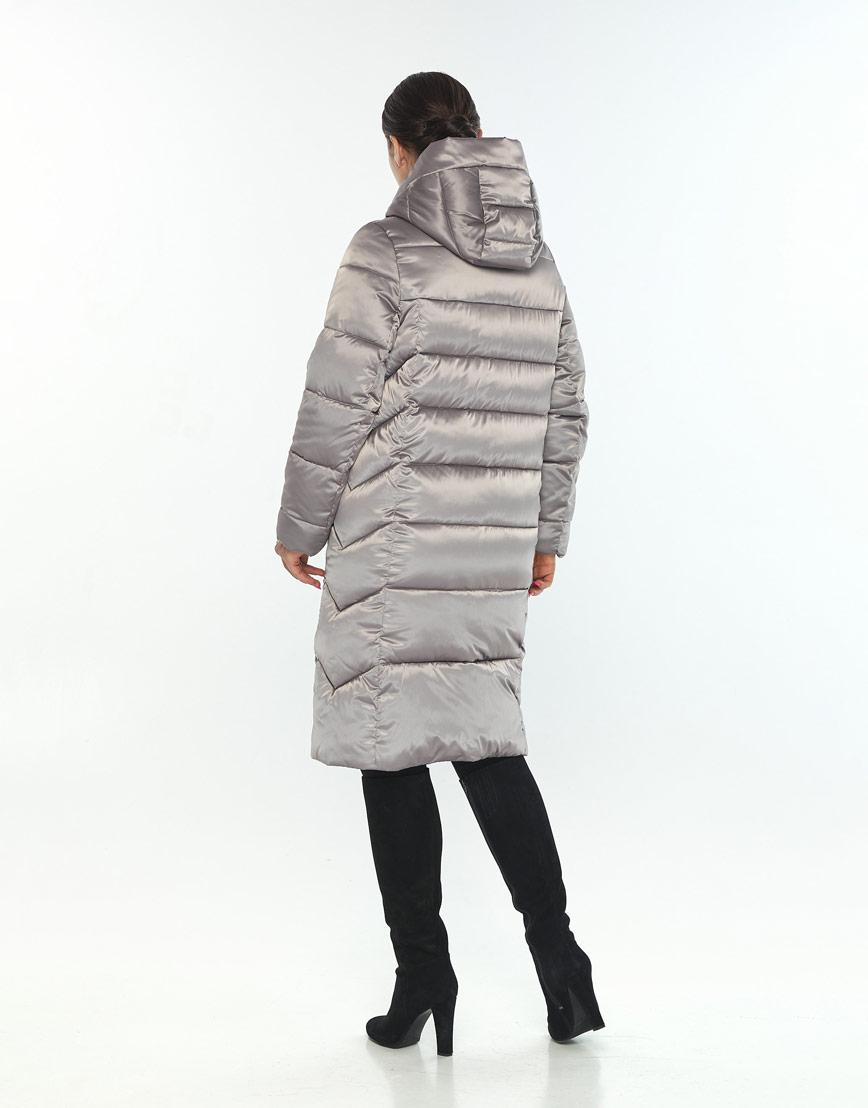 Куртка большого размера женская кварцевая Wild Club 541-94 фото 3