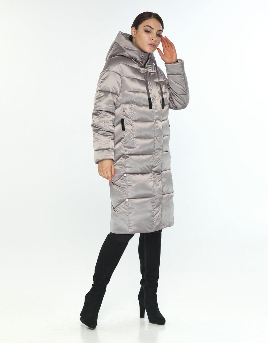 Куртка большого размера женская кварцевая Wild Club 541-94 фото 2