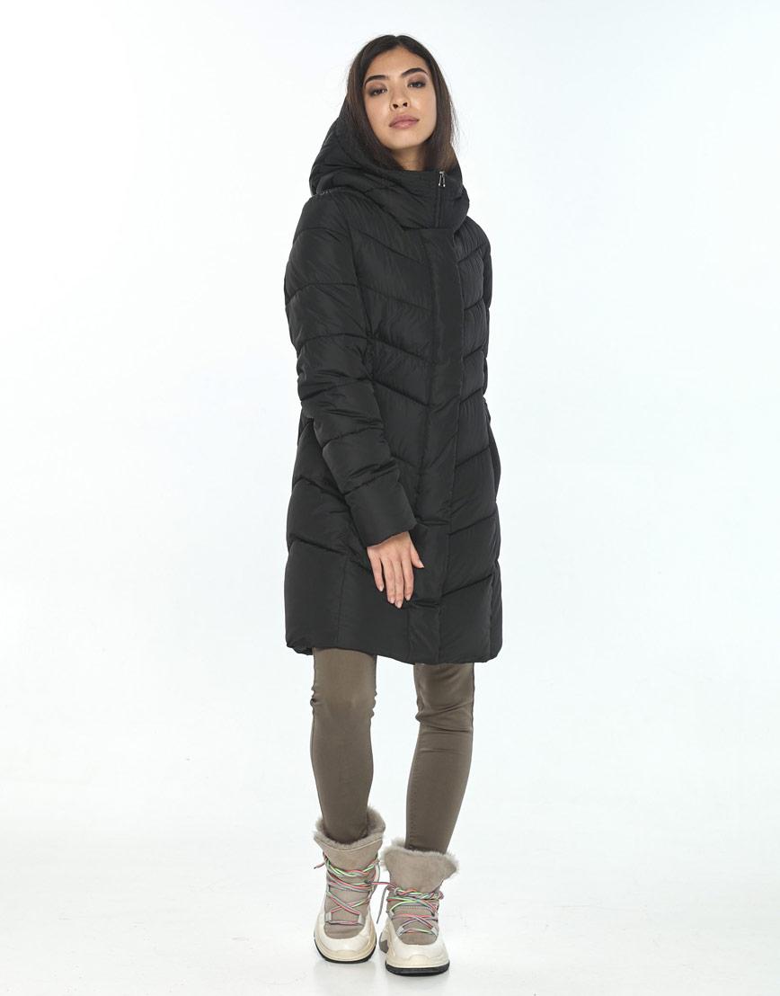 Куртка женская Moc чёрная M6540 фото 1