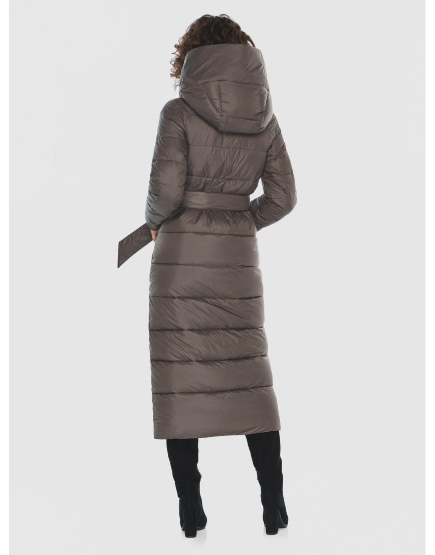 Капучиновая куртка приталенная женская Moc M6471 фото 4