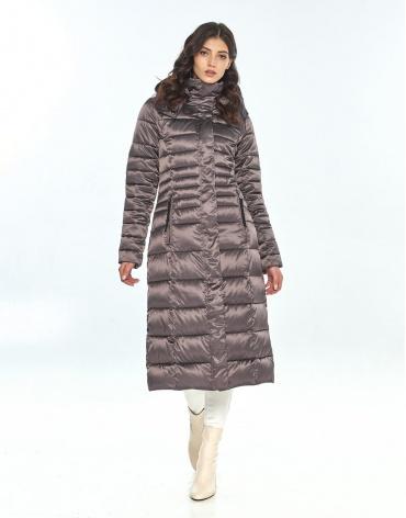 Капучиновая куртка женская Vivacana практичная 8140/21 фото 1