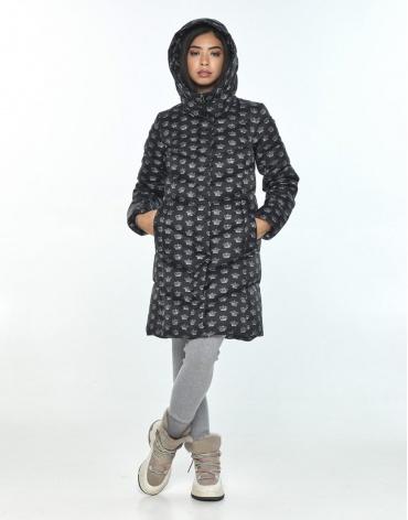 Женская куртка Moc с рисунком M6540 фото 1