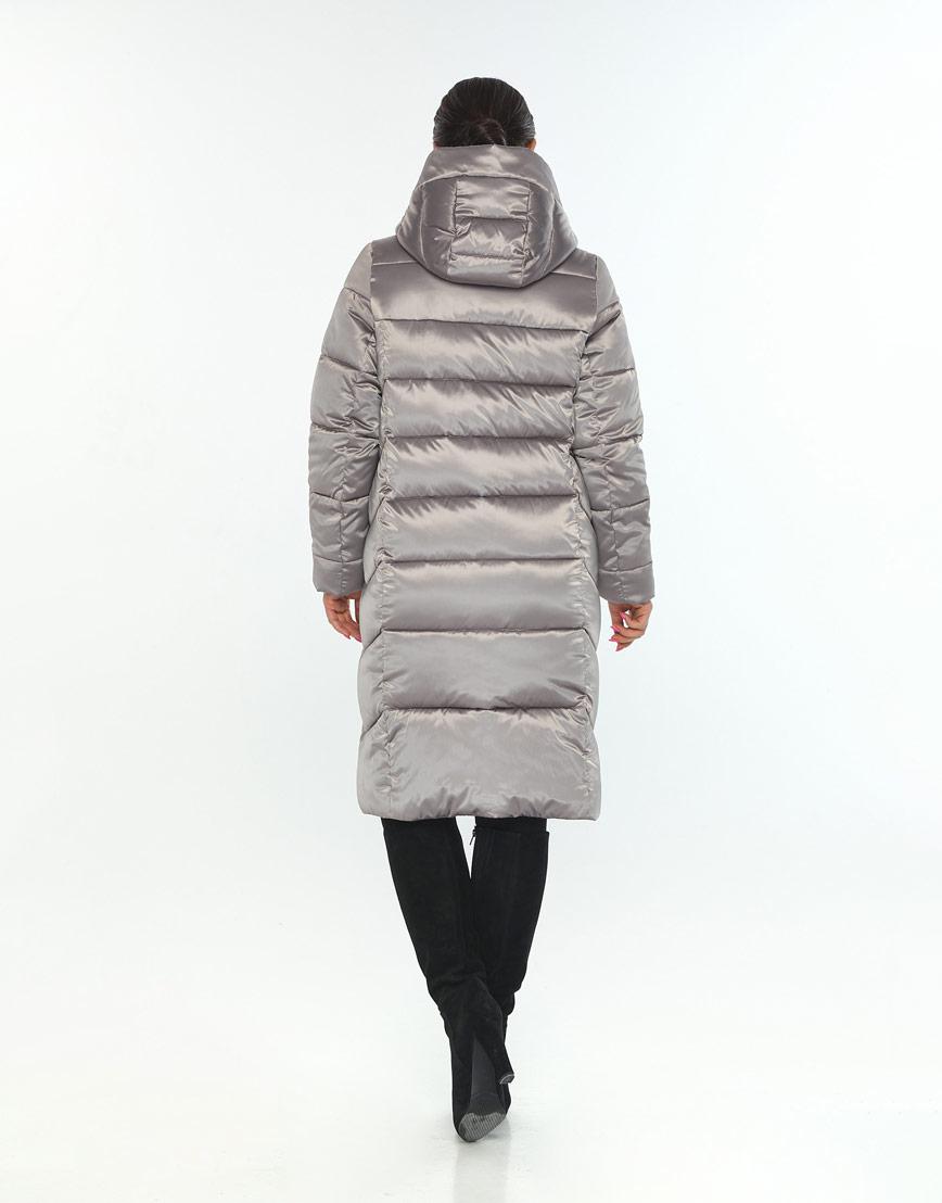 Куртка кварцевая зимняя женская Wild Club модная 541-94 фото 3