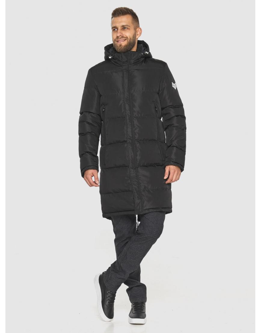 Куртка модная мужская Tiger Force цвет графитовый 2813 фото 5