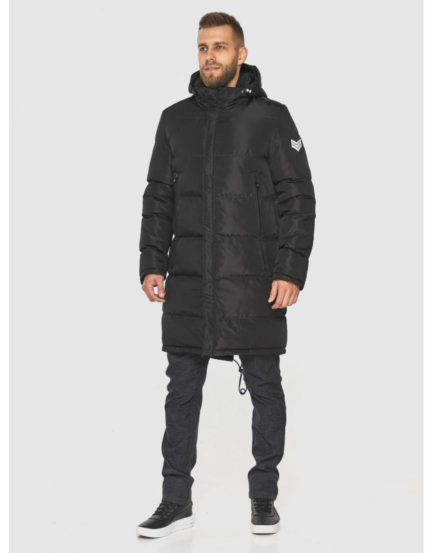 Куртка модная мужская Tiger Force цвет графитовый 2813 фото 2