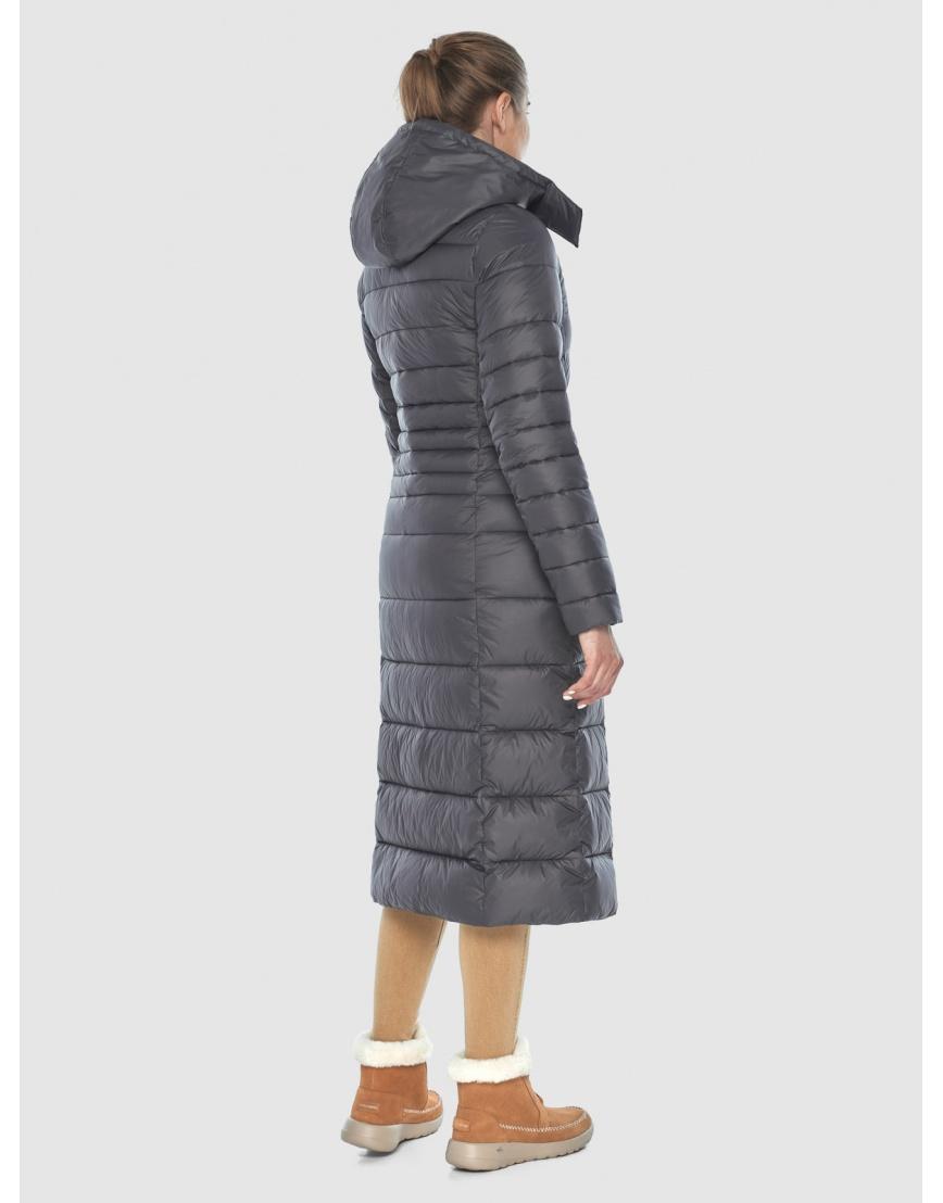 Куртка современная подростковая серая Ajento зимняя 21375 фото 4