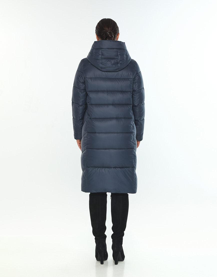 Куртка удобная на зиму женская Wild Club цвет синий 541-94 фото 3