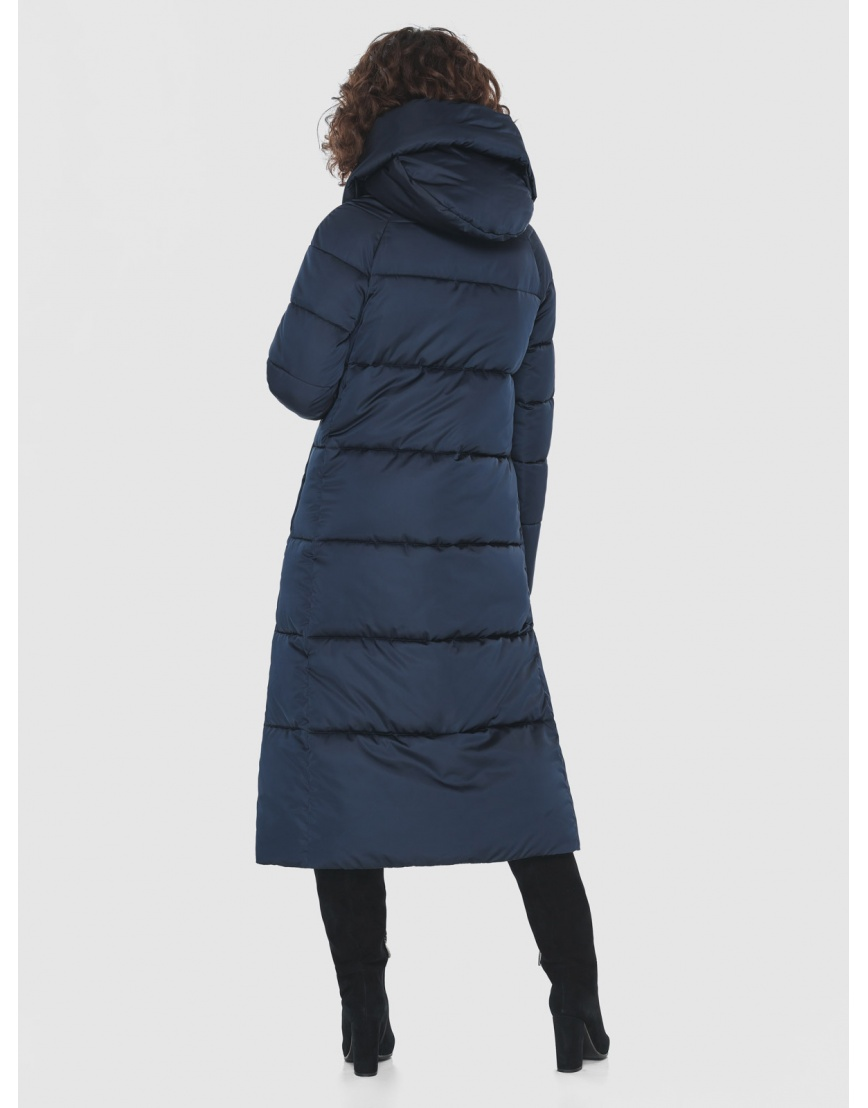 Куртка Moc с манжетами синяя женская M6530 фото 4