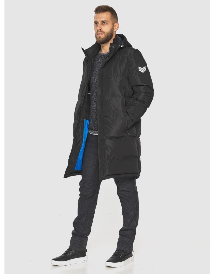 Куртка модная мужская Tiger Force цвет графитовый 2813 фото 4