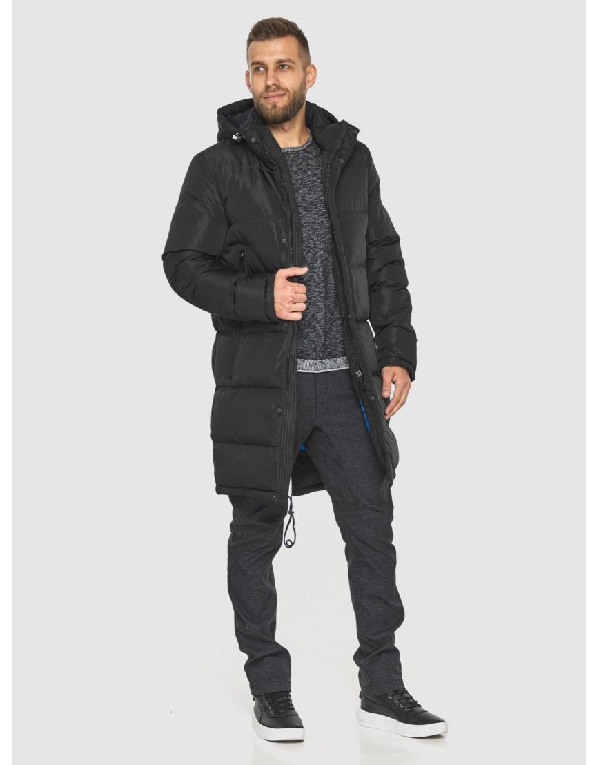 Куртка модная мужская Tiger Force цвет графитовый 2813 фото 3