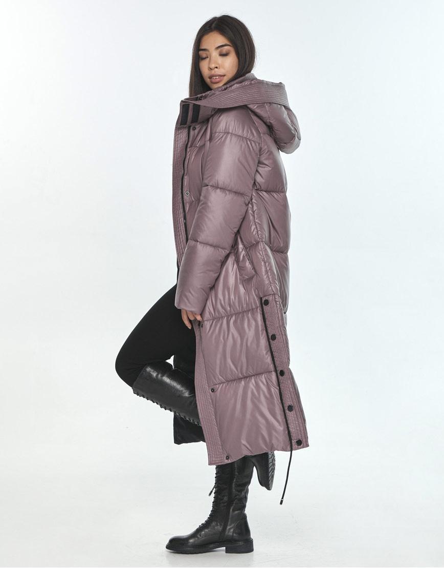 Пудровая куртка Moc женская стильная M6874 фото 2