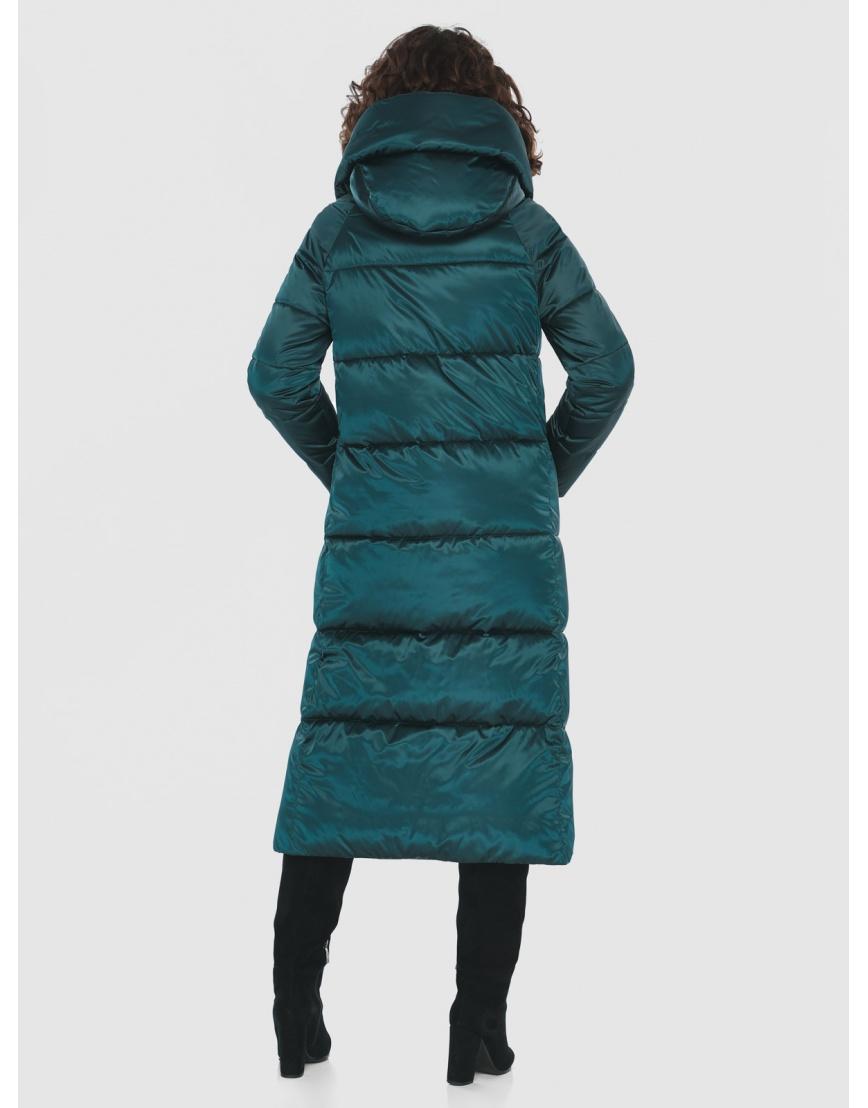 Зелёная практичная куртка женская Moc M6530 фото 4