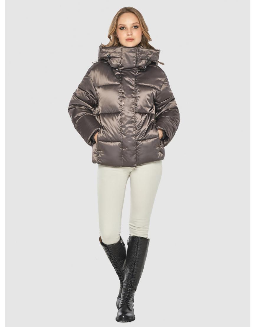 Куртка женская Tiger Force тёплая цвет капучино TF-50235 фото 1