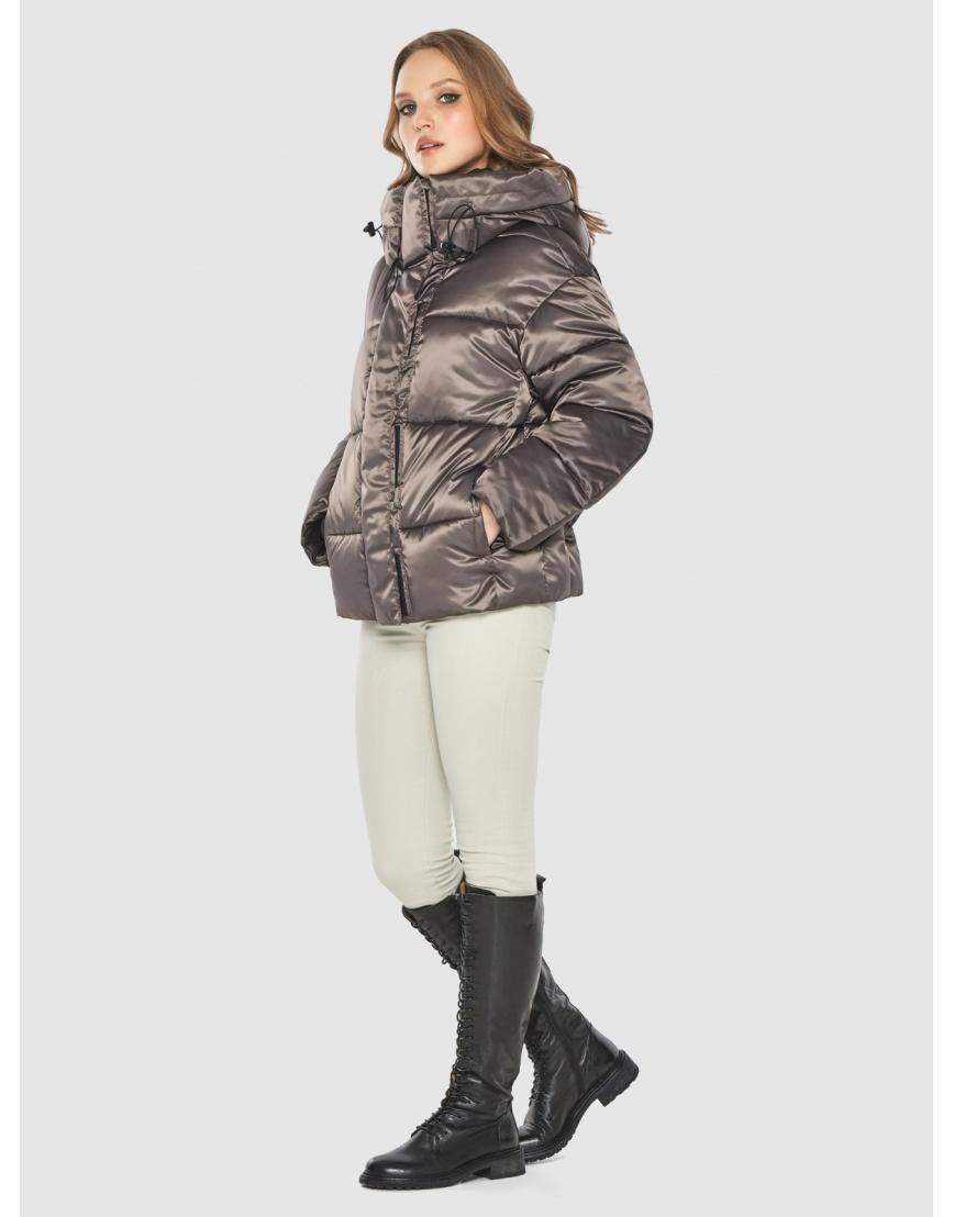Куртка женская Tiger Force тёплая цвет капучино TF-50235 фото 3