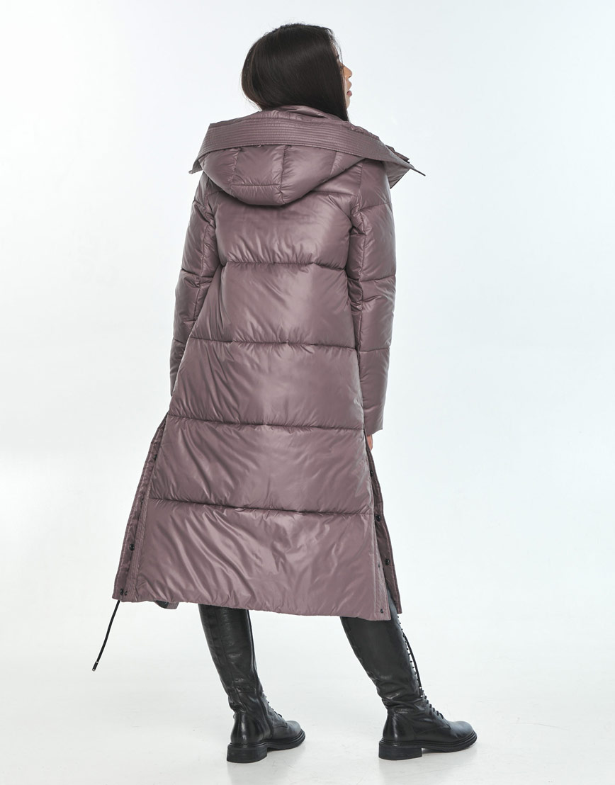 Пудровая куртка Moc женская стильная M6874 фото 3
