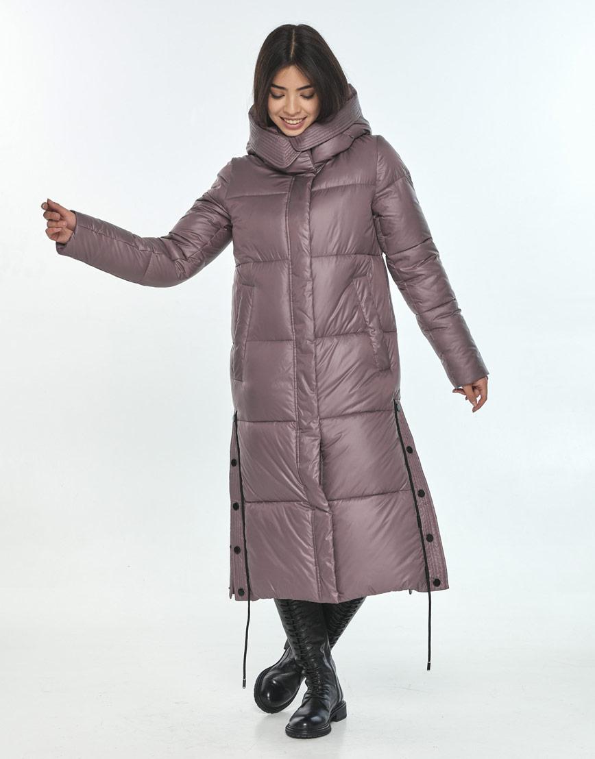 Пудровая куртка Moc женская стильная M6874 фото 1