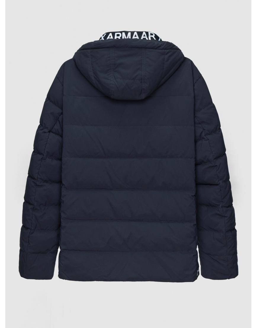 50 (L) – последний размер – куртка мужская зимняя синяя Haolilai 200001 фото 2