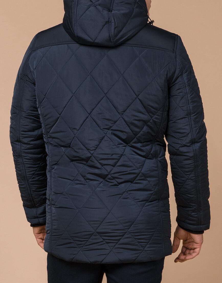 Куртка фирменная светло-синего цвета модель 44842 фото 3