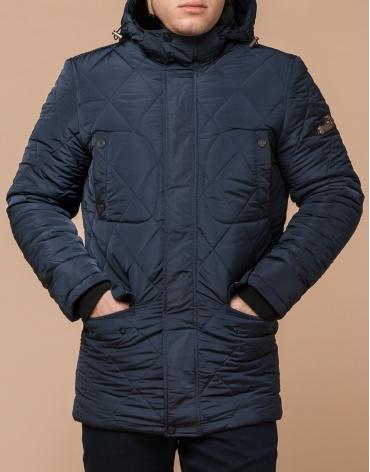 Куртка фирменная светло-синего цвета модель 44842 фото 1