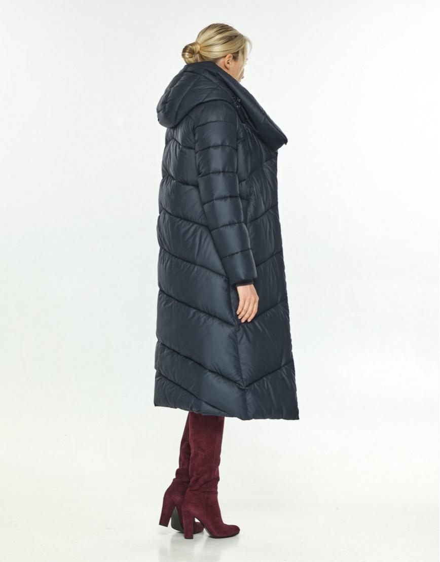 Куртка женская с манжетами синяя Kiro Tokao 60035 фото 3