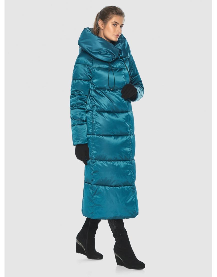 Куртка аквамариновая женская Ajento 21550 фото 1