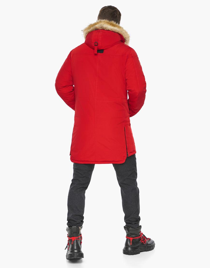 Зимний воздуховик Braggart цвет красный модель 45062 оптом фото 7