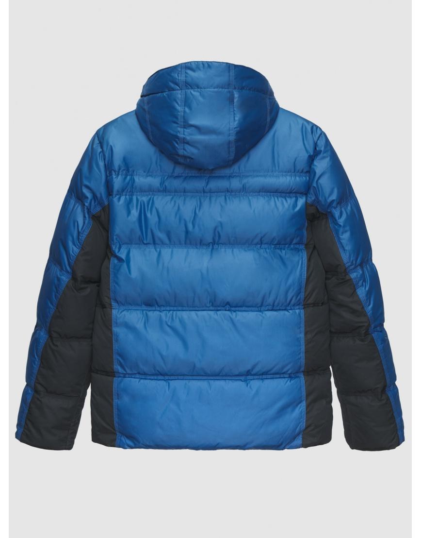48 (M) – последний размер – куртка с капюшоном мужская зимняя Braggart синяя 200006 фото 2