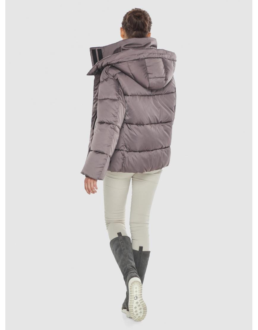 Пудровая женская куртка Wild Club 515-01 фото 4