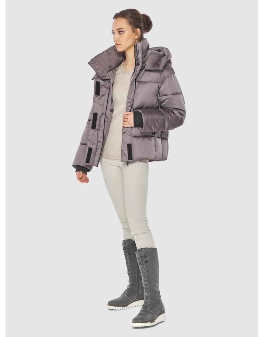 Пудровая женская куртка Wild Club 515-01 фото 6