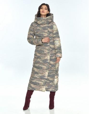 Куртка с рисунком женская Vivacana фирменная 8320/21 фото 1
