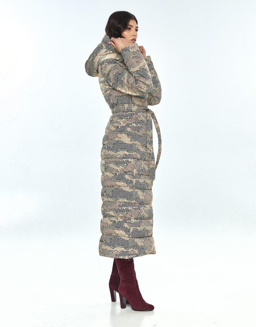 Куртка с рисунком женская Vivacana фирменная 8320/21 фото 3