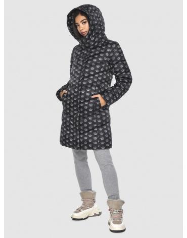 Женская стильная куртка Moc с рисунком M6540  фото 1