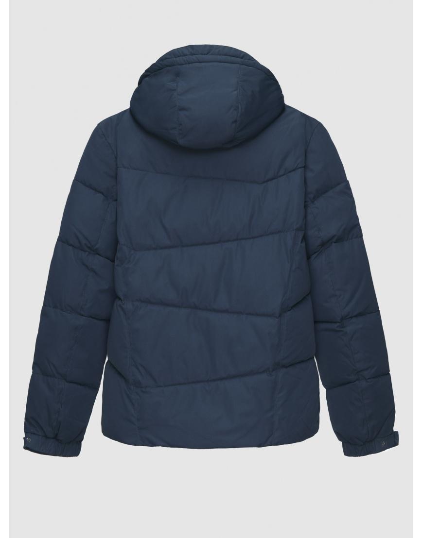 46 (S) – последний размер – синяя куртка с карманом на груди мужская Malidinu на зиму 200007 фото 2