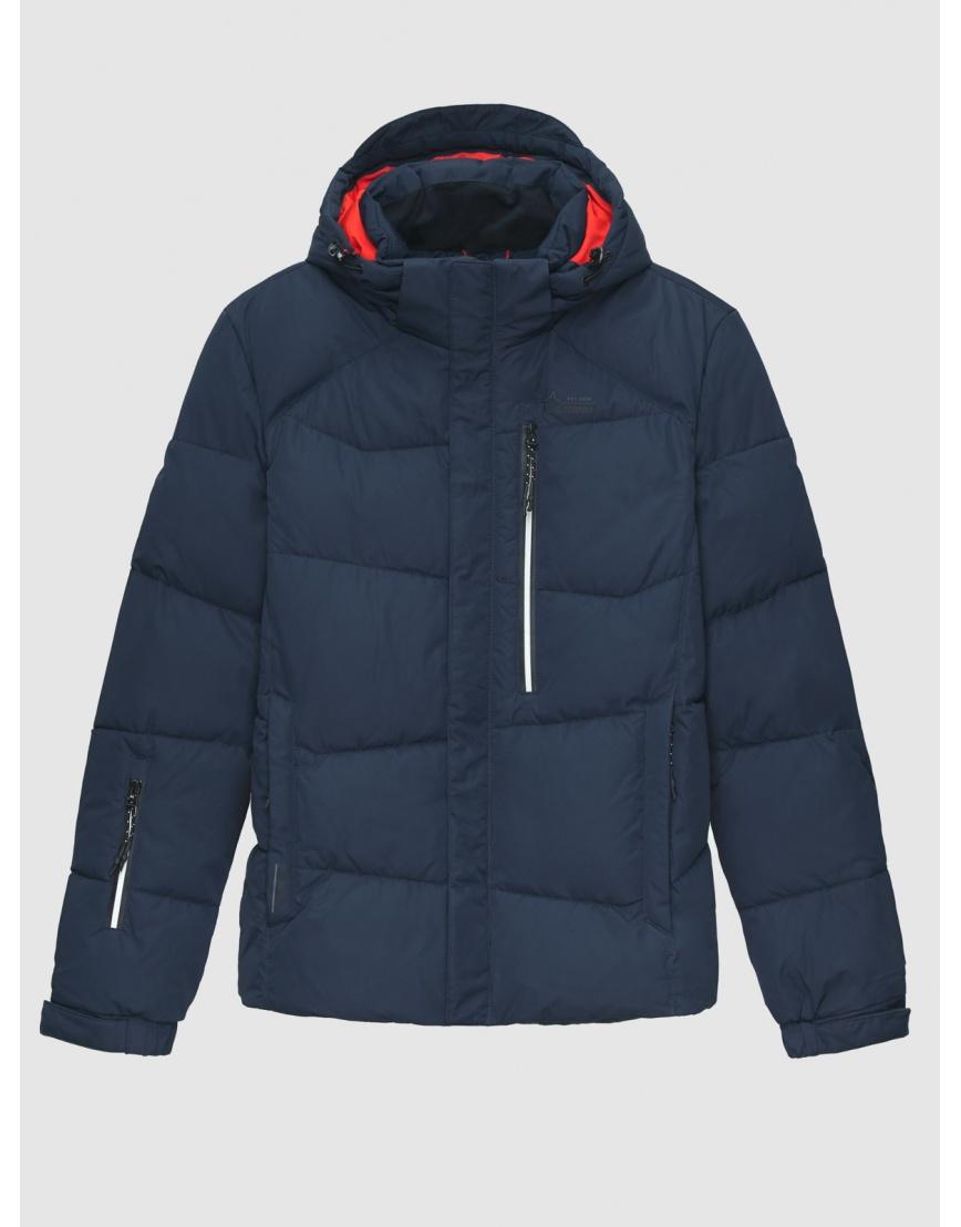 46 (S) – последний размер – синяя куртка с карманом на груди мужская Malidinu на зиму 200007 фото 1