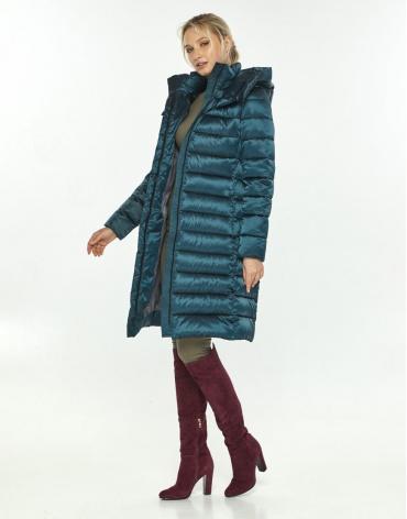 Зелёная куртка женская Kiro Tokao фирменная 60084 фото 1